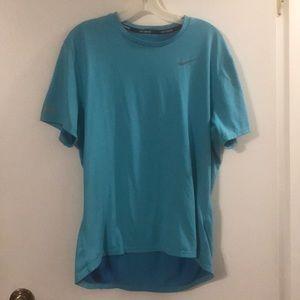 Nike dri-fit running tee shirt